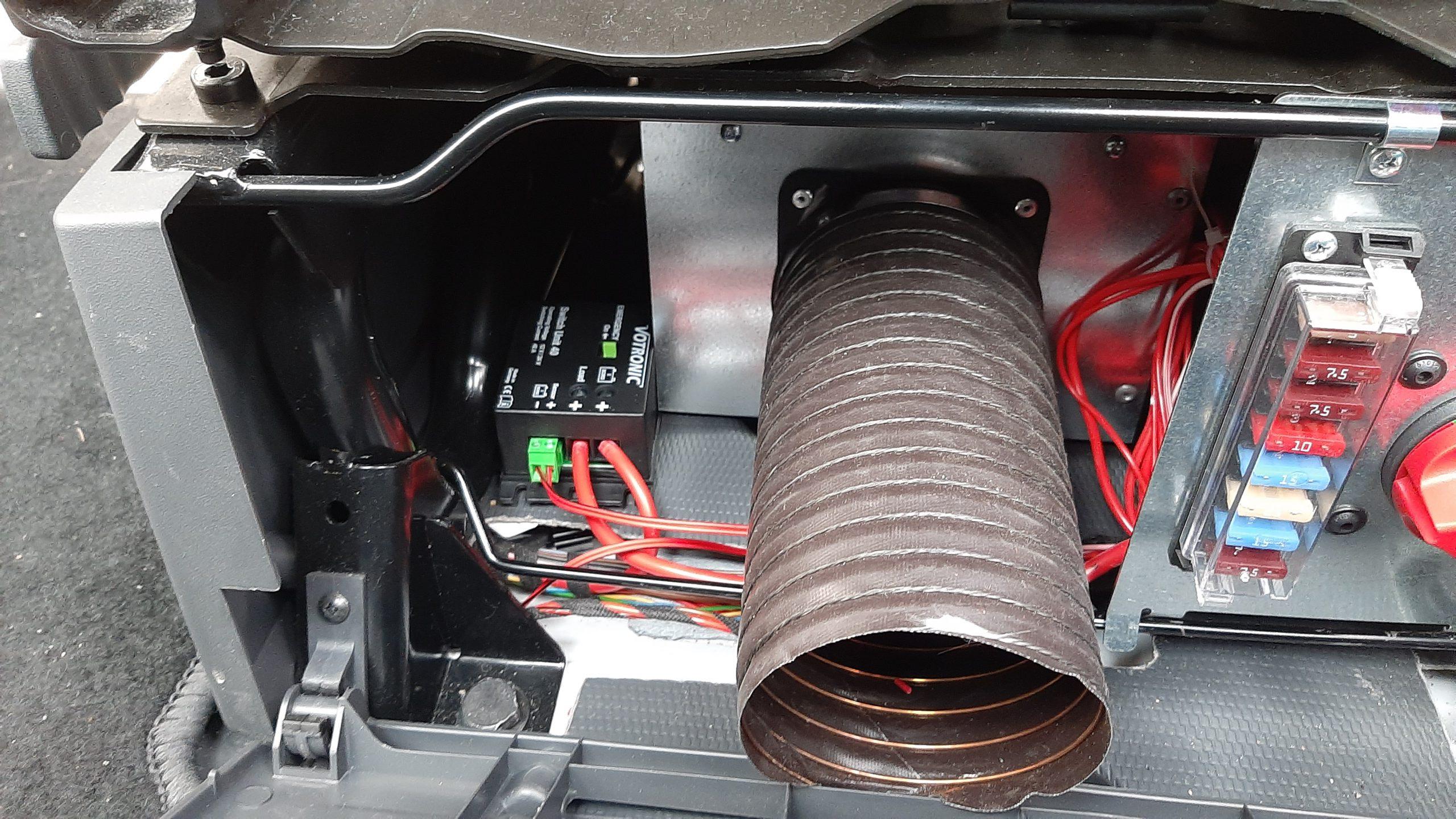 VOTRONIC Batterie Switch