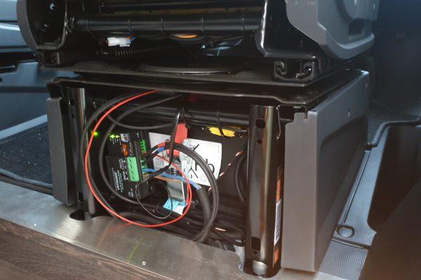 MPP-Regler Votronic Einbau Batterie Solaranlage