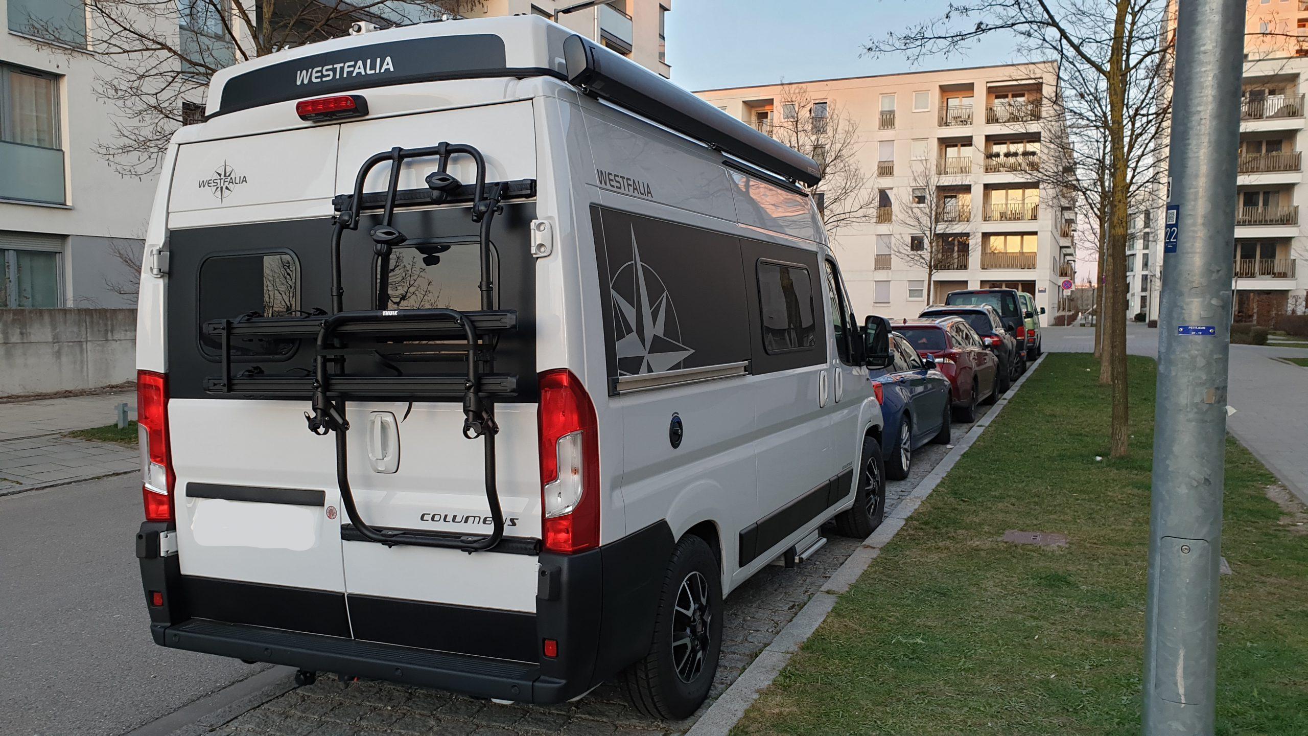Thule Elite Van XT Fahrradträger