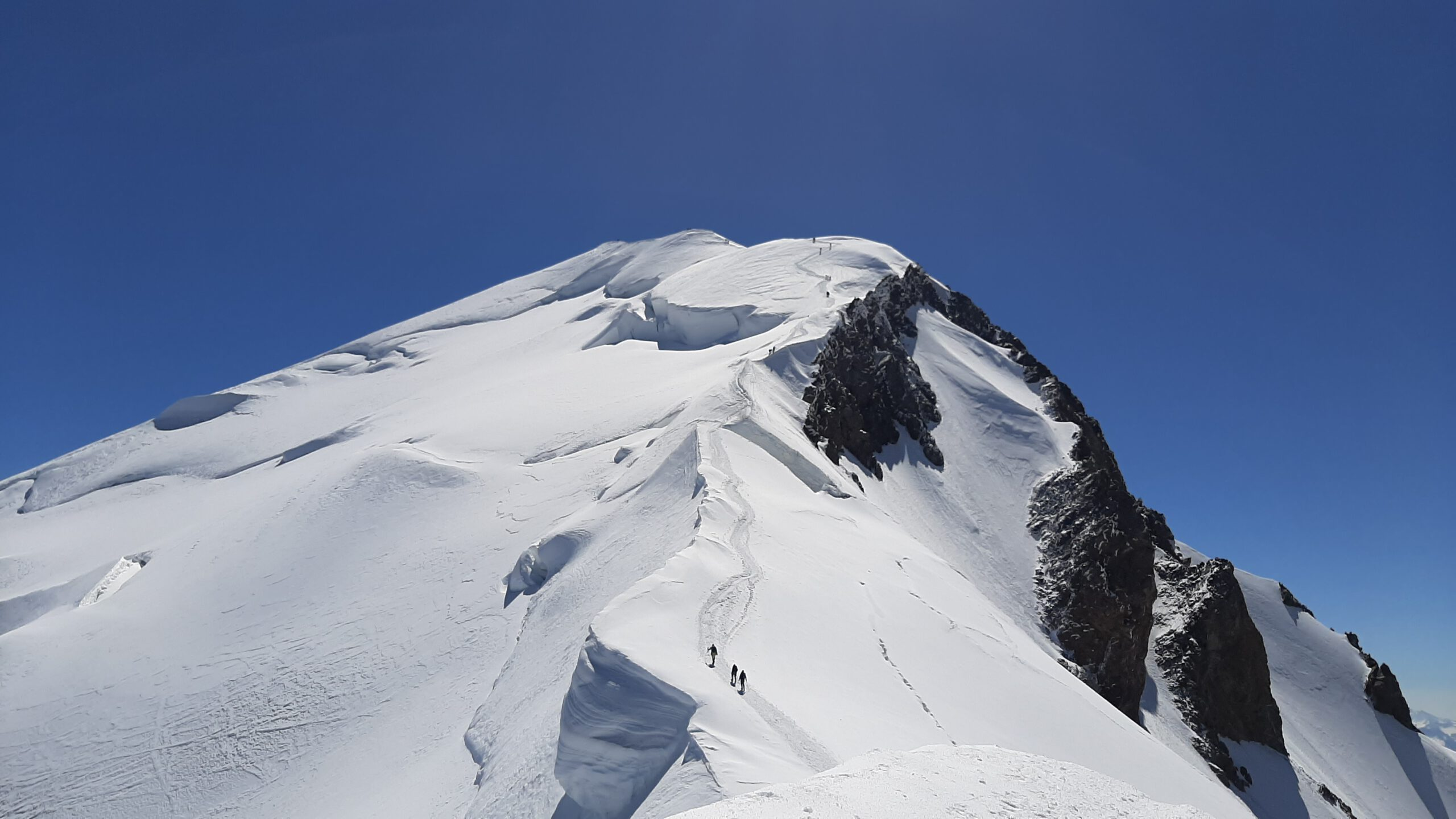 Campertrip durch die Alpen